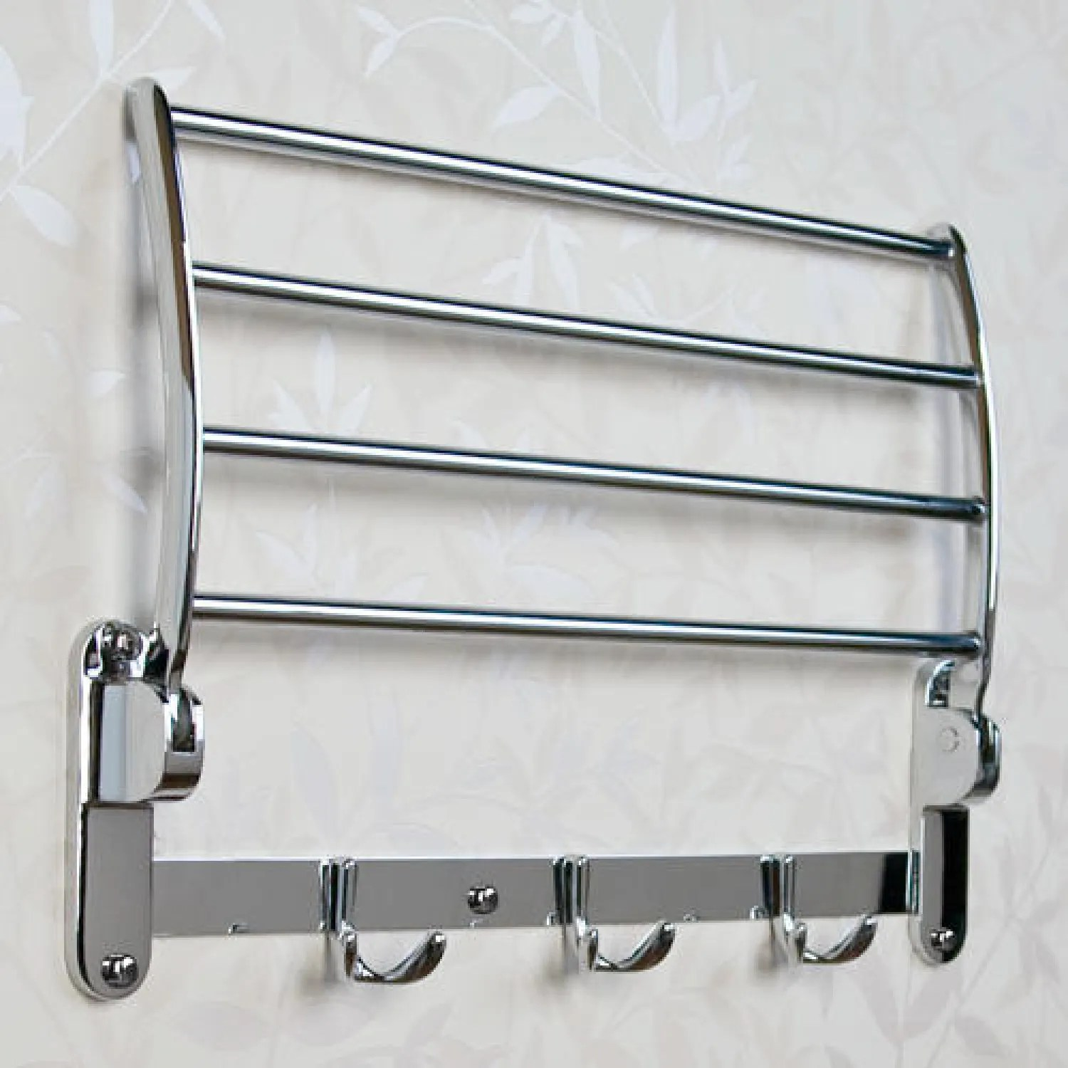 Badkamer Handdoekrek Folding Towel Rack Bathroom