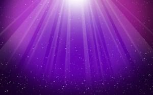 violeta o purpura color de la magia