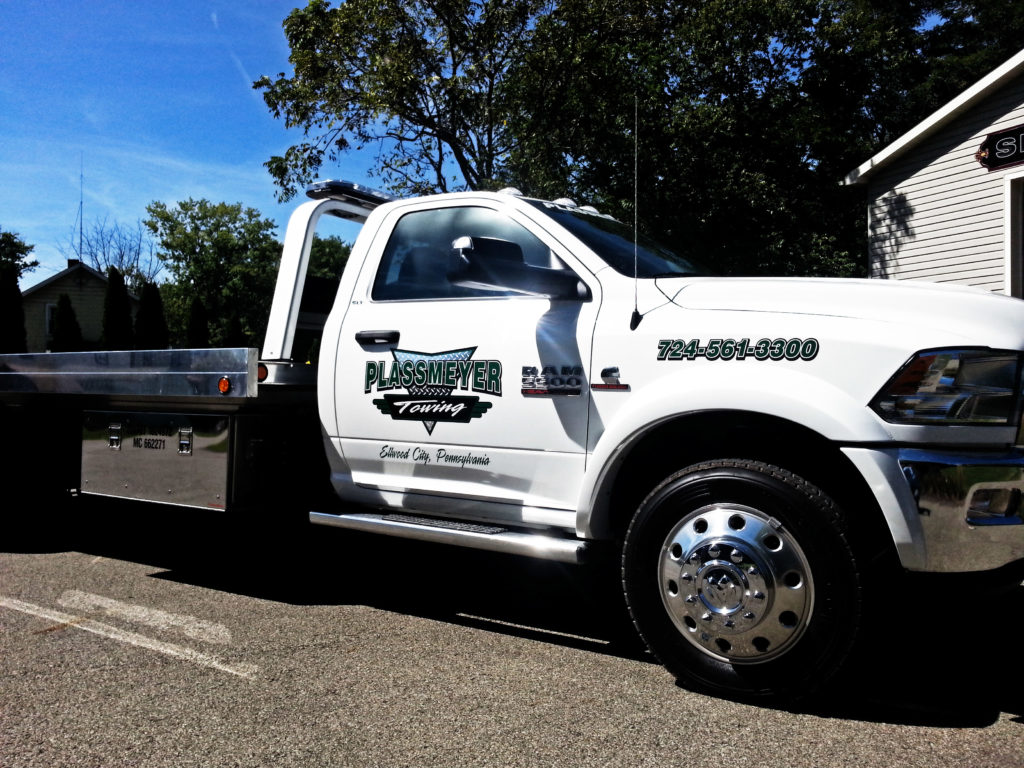Tow Truck Tow Truck Graphics Signs By Sam