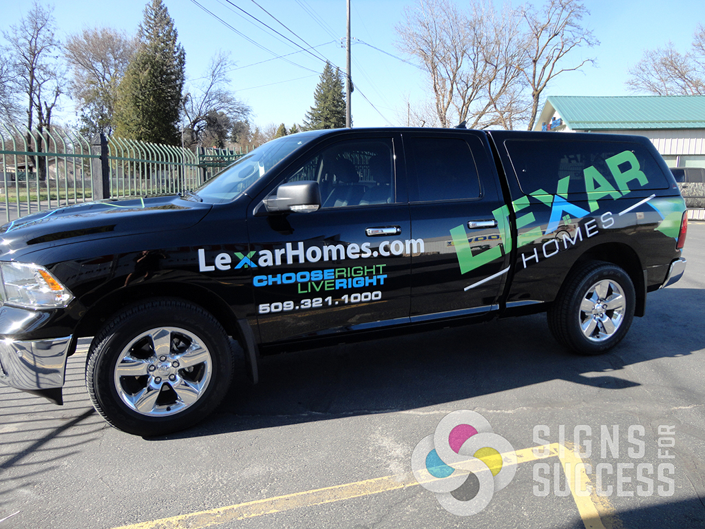 5 Steps to a Perfect Vehicle Wrap