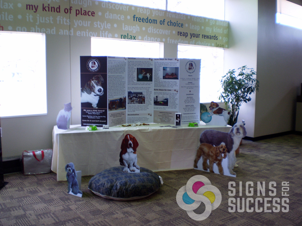 Cool Animal Print Wallpaper Standees Signs For Success