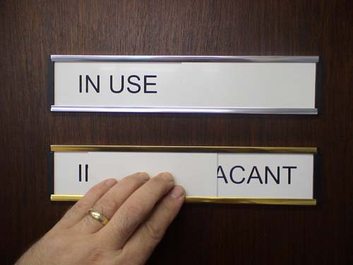 slider signs door signs Canada - Signsoutlet