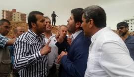 Şırnak'a Gitmek İsteyen HDP'lilere Polis İzin Vermedi