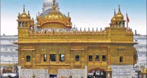 An IIT, Delhi, study has suggested a slew of measures to save the gold-plated dome of the shrine from deposits.