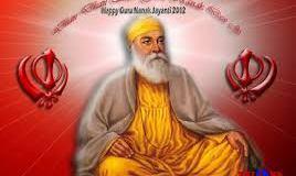 544th birth anniversary of Guru Nanak