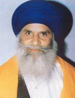 Shaheed Jathedar Baba Thaara Singh Ji
