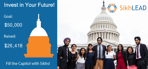 Help Fill the Capitol with Sikh Americans!