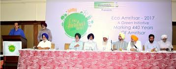 Eco-Amritsar to create awareness about environmental concerns