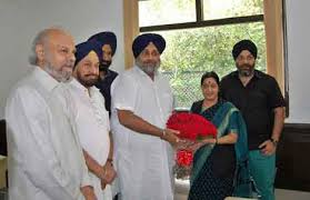 Sushma Swaraj assured Badal that the issue of political asylum seekers and also of blacklisted Punjabis will be considered sympathetically and the government's priority was to free all abducted person