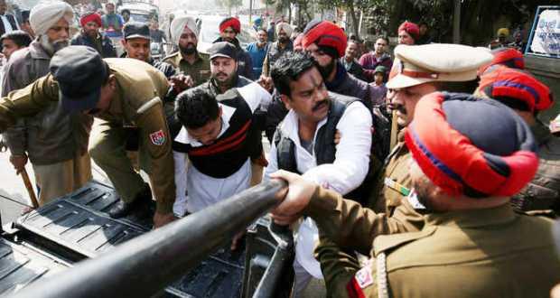 Sikh Sena Terrorists