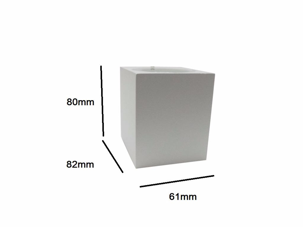 Applique Murale Exterieur Blanc Applique Murale Led 3w Design Ip44 Blanc