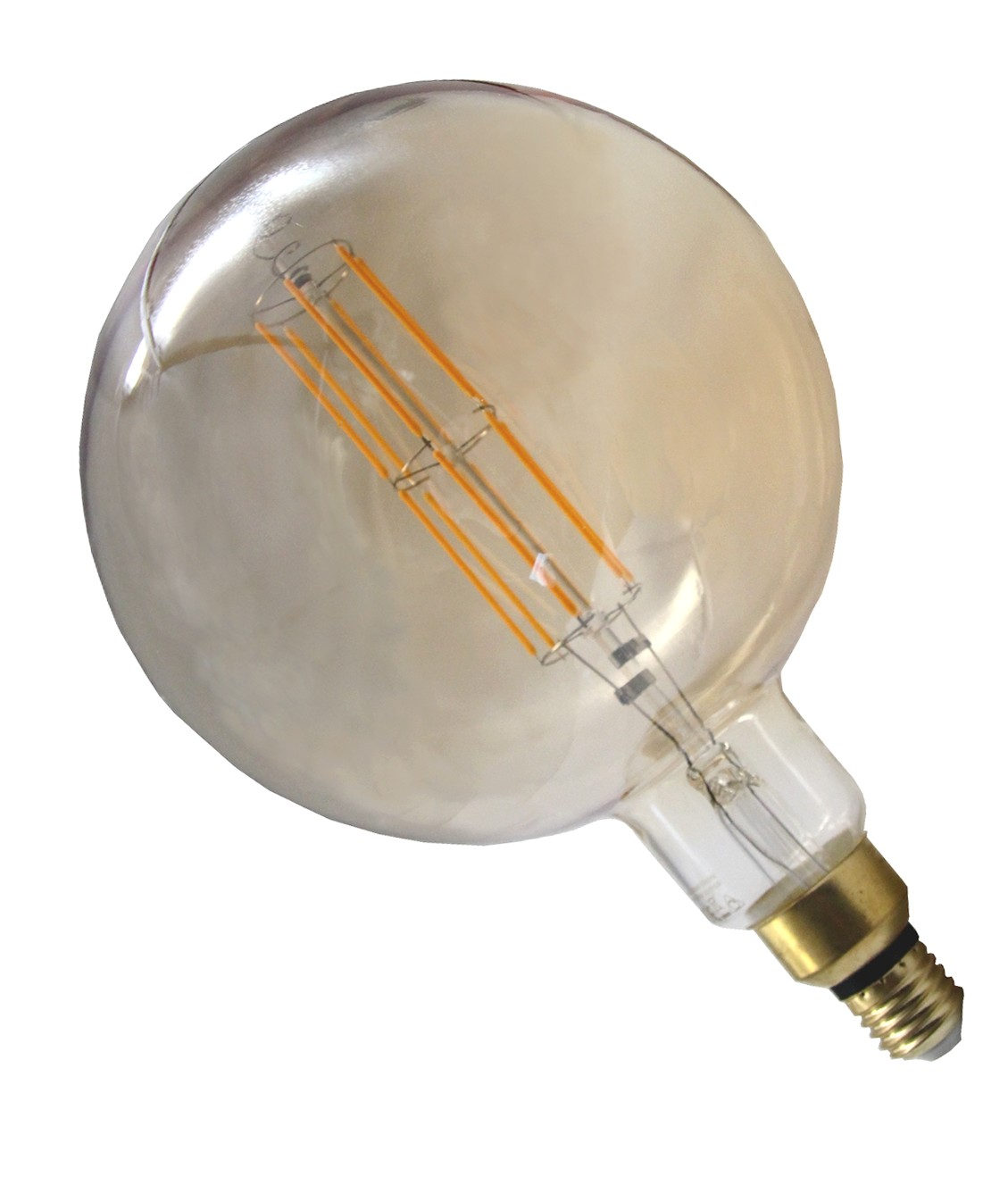 Ampoule E27 Dimmable Ampoule Led E27 Filament Dimmable 8w G200 Globe Xl Silamp