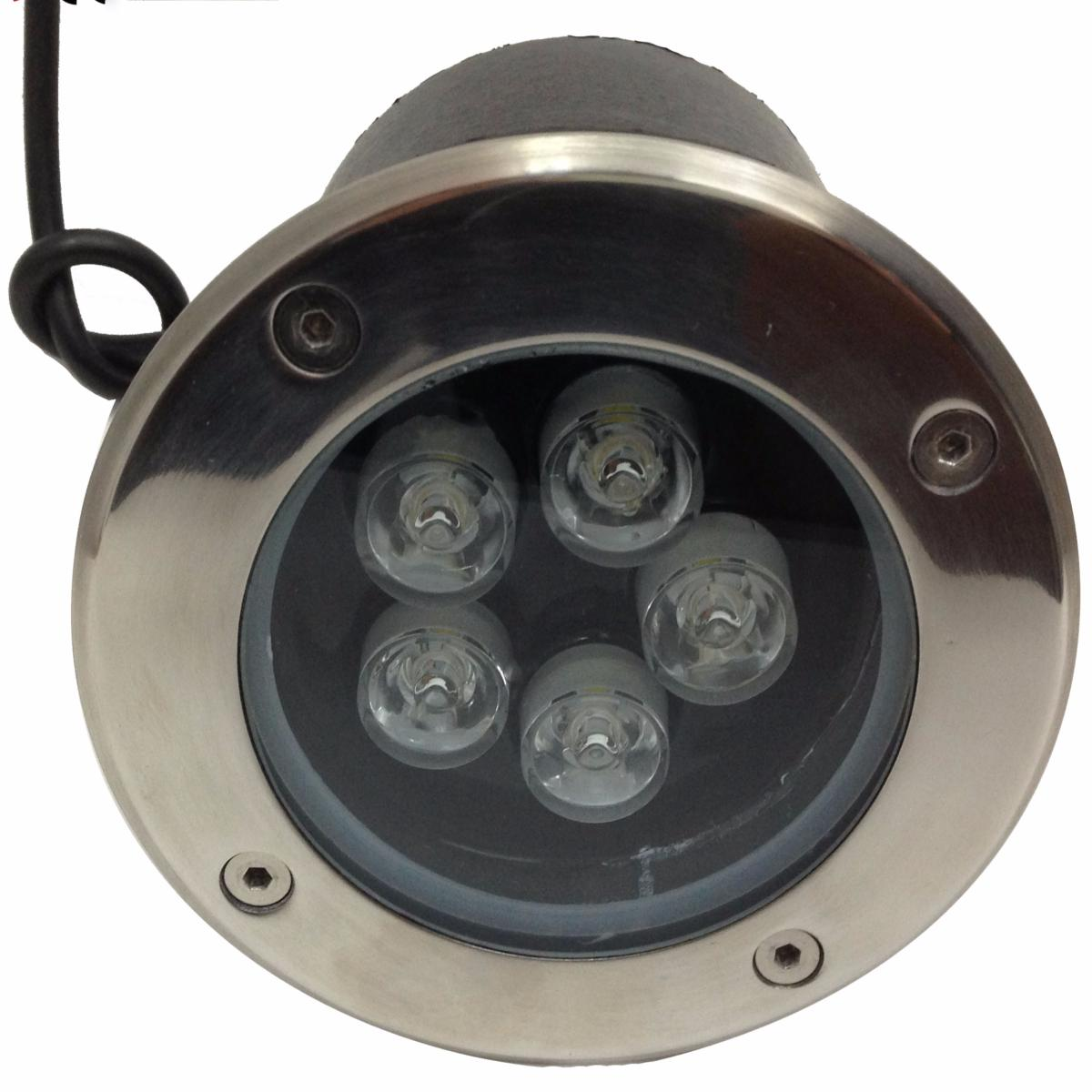 Spot Exterieur Encastrable Led Spot Extérieur Encastrable Sol Led 5w Ip65 80 Ø130