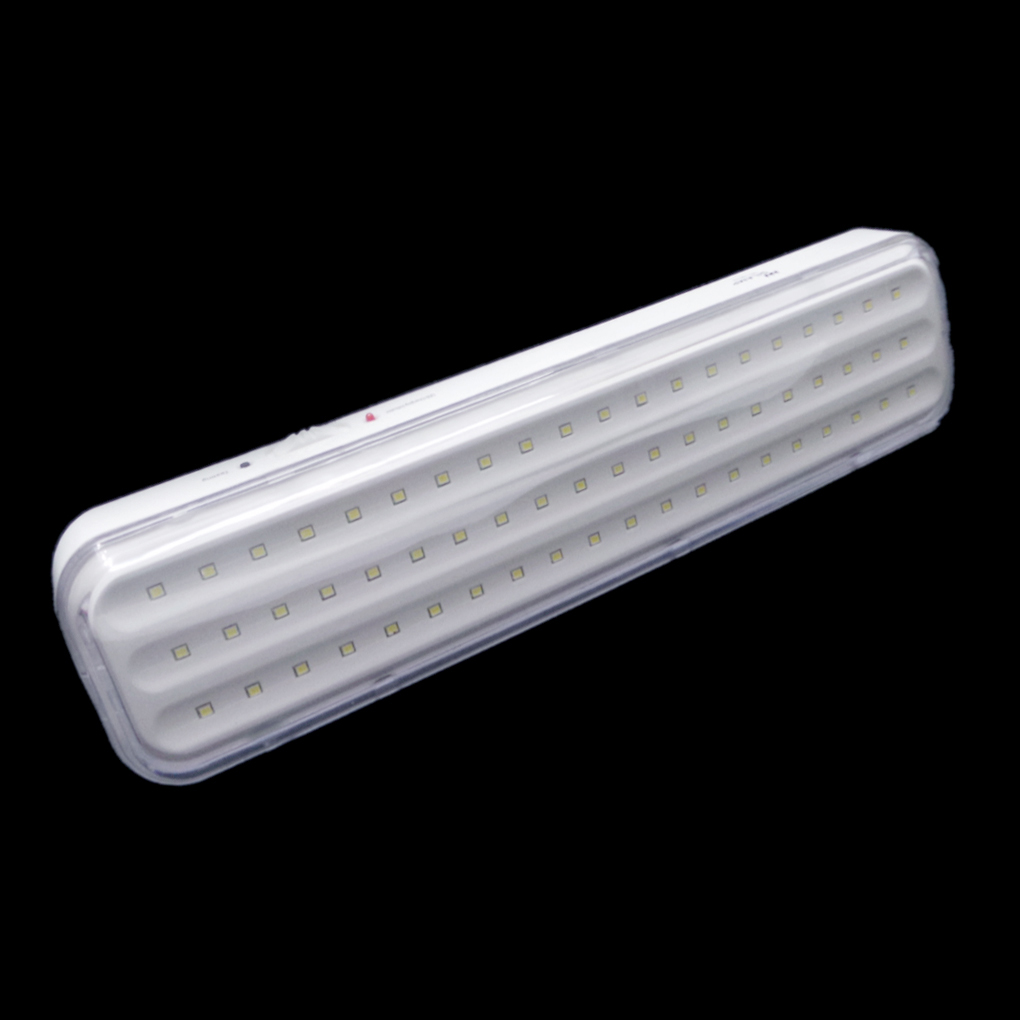 Lamparas De Emergencia Led Lámpara De Emergencia Led De 6w 60led 8h Ip40 De Emergencia