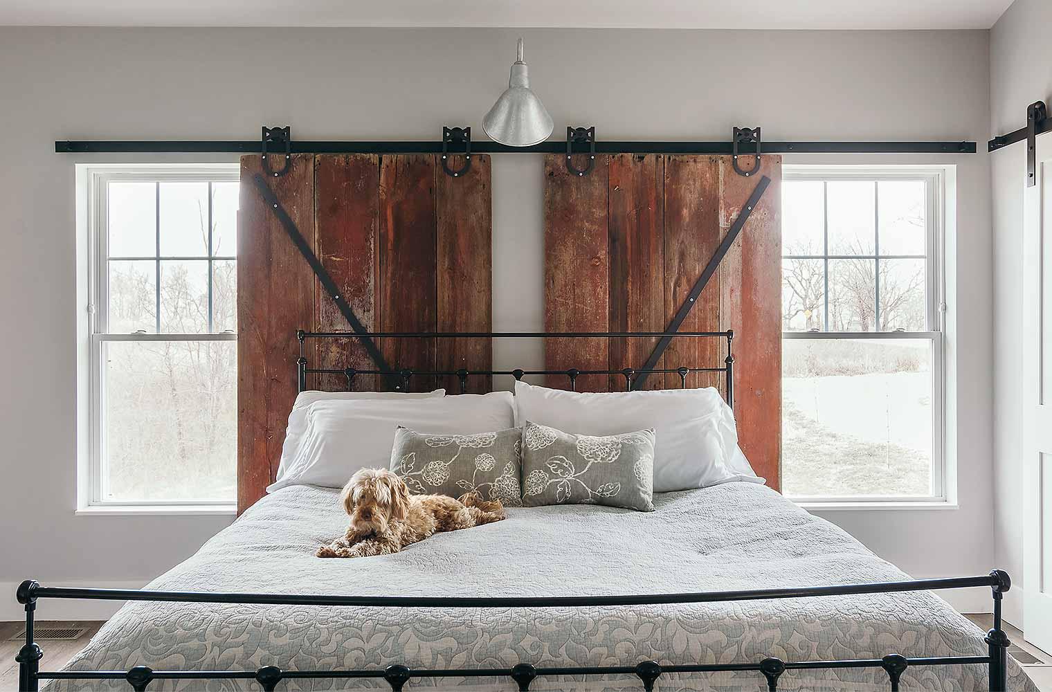 A Lifetime Love Of Barns Inspires A New Custom Home