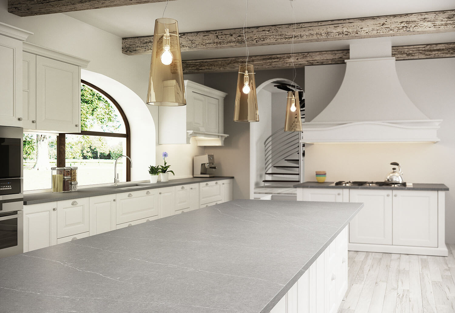 Stores Para Cocinas Eternal Collection By Silestone