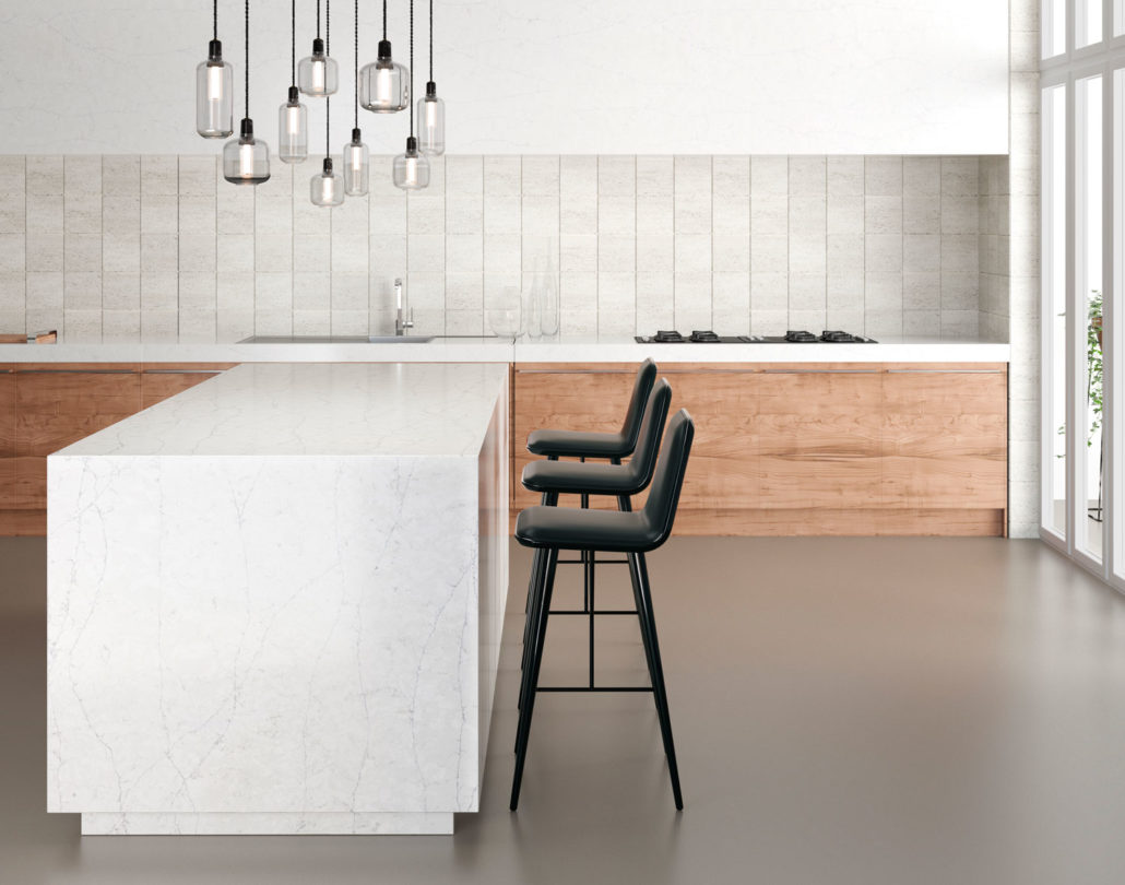 Cocinas Blancas Con Silestone Silestone Eternal Collection