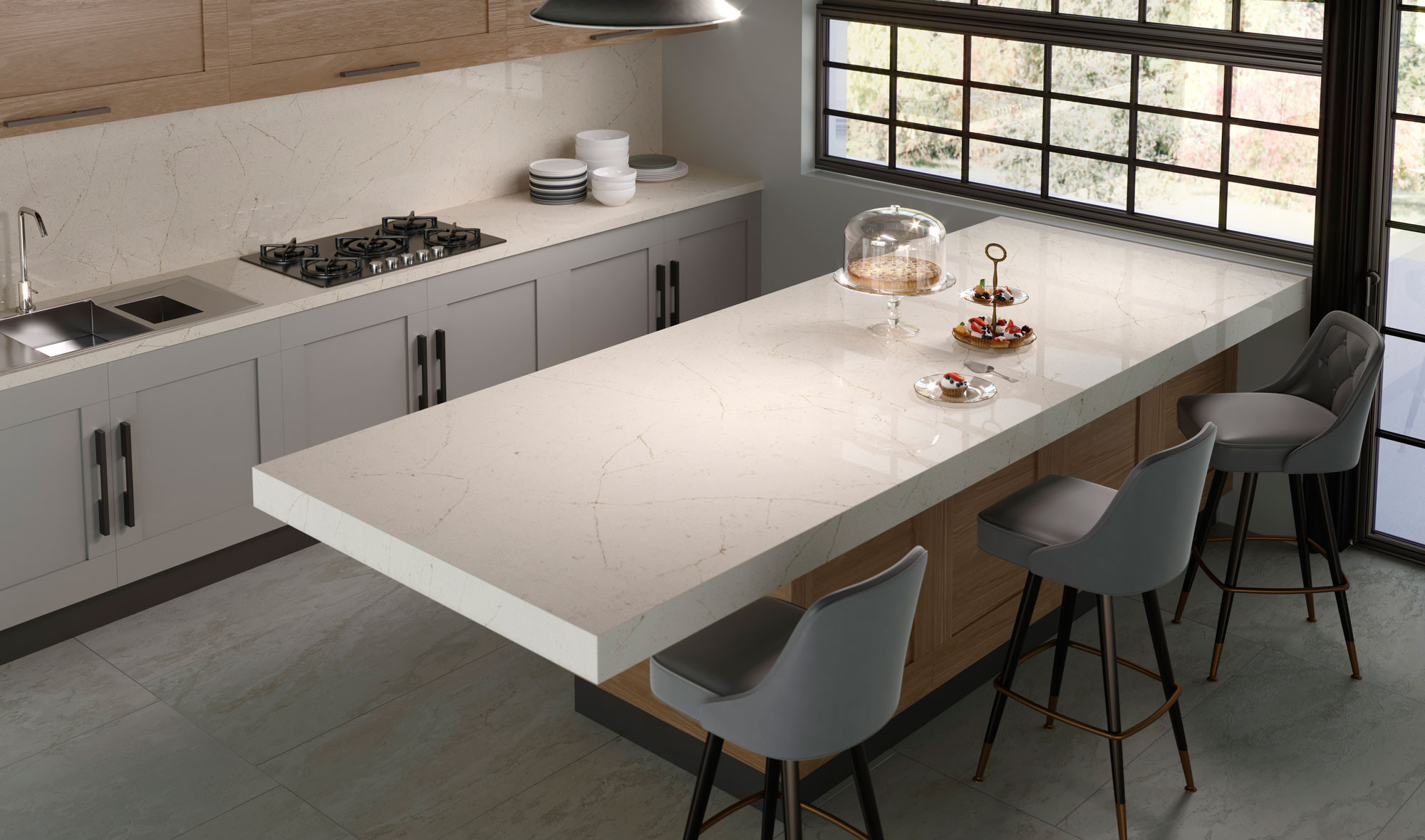 Quartz Countertop Prices Canada Silestone Eternal Collection