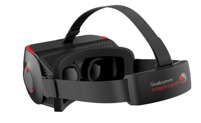 qualcomm snapdragon vr android