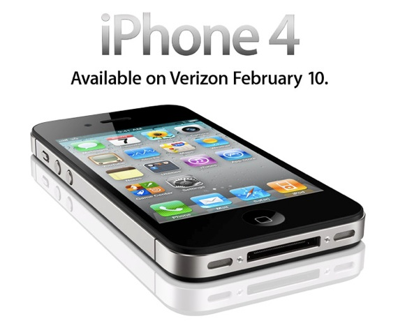 verizon gets the iphone