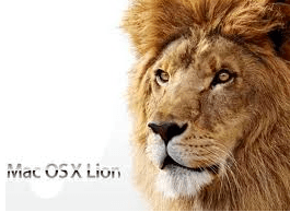 os x lion logo