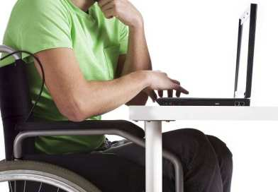 Paralysed PC User – My Story