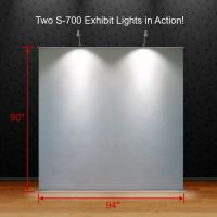 Battery Powered Trade Show Exhibit Lighting | Silicon ...
