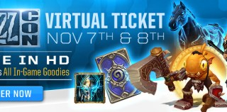 BlizzCon In Game Goodies Revealed