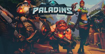 Paladins Announcement