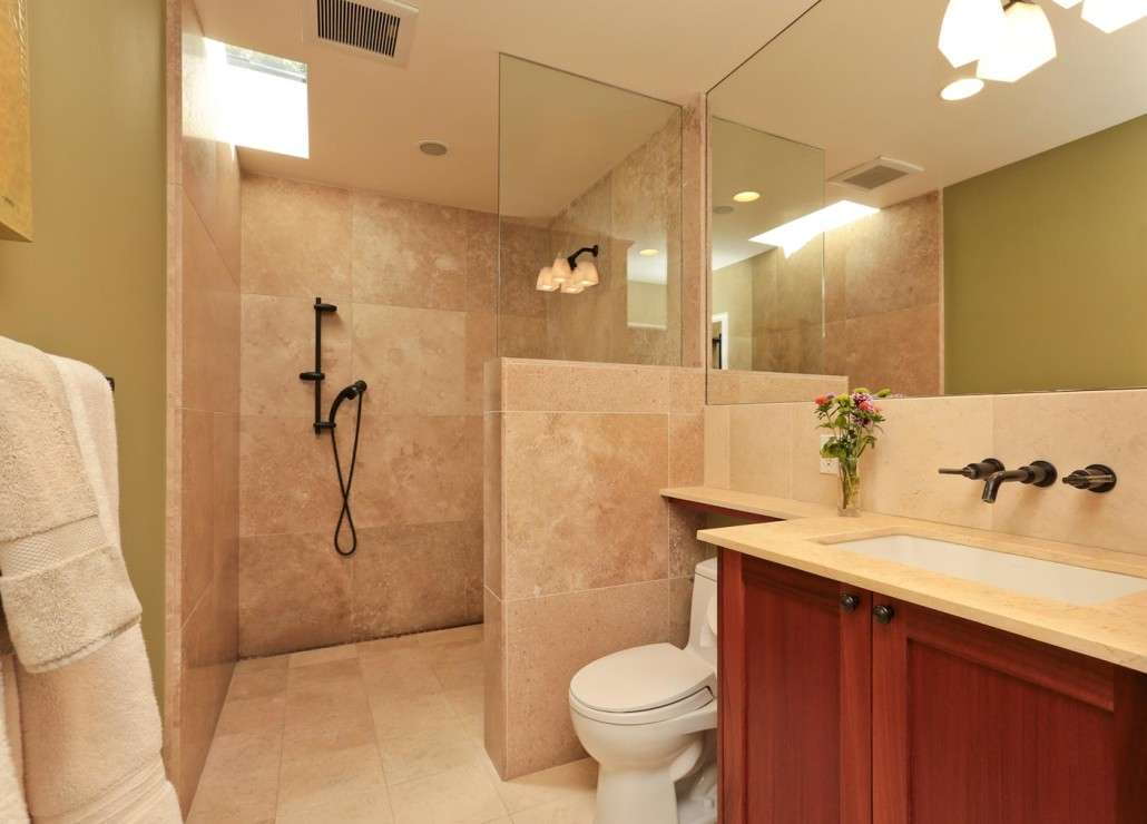 Shower Curb 420 Juanita Way | Silicon Valley And Beyond