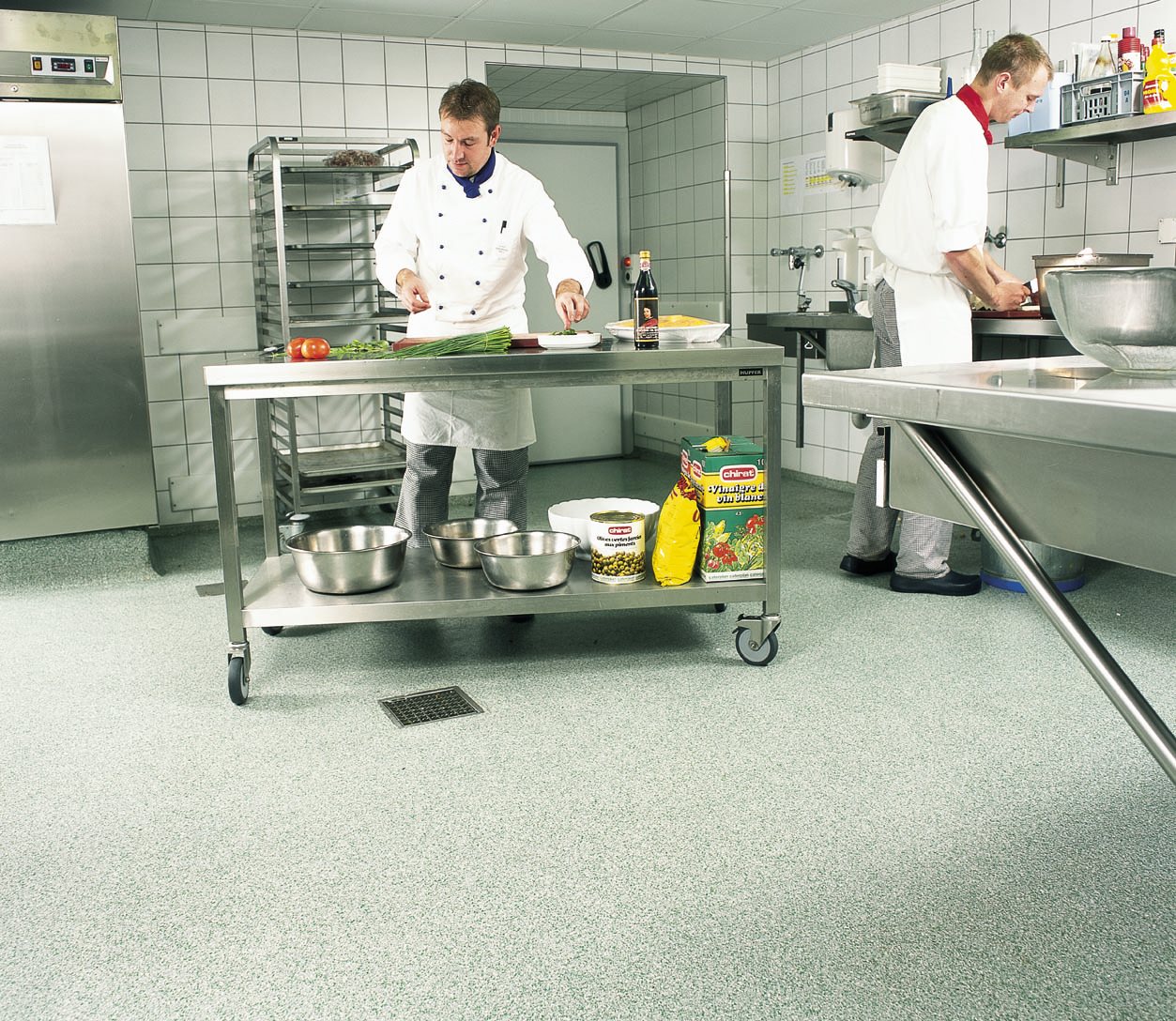 Kitchen Floor Serenity Commercial Kitchen Flooring