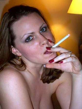 girls smoking cigarettes