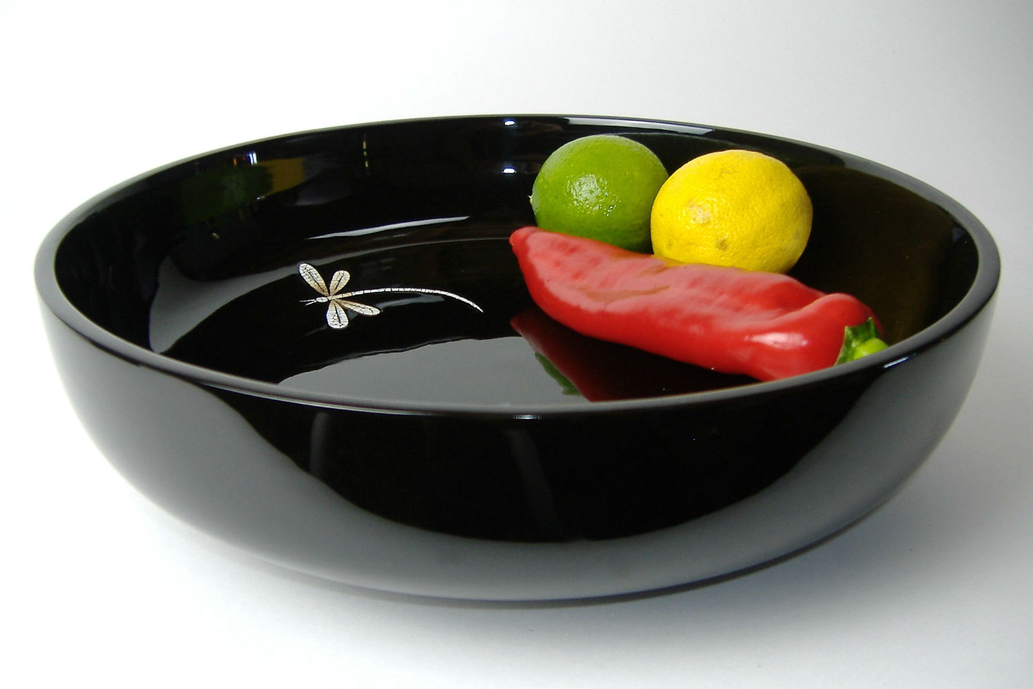 Fruit Bowl For Sale Dragonfly Decorative Wooden Lacquer Fruit Bowl Silkwood
