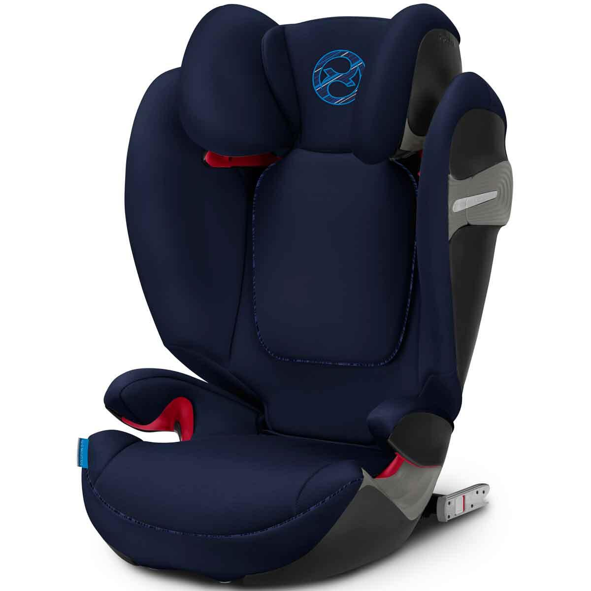 Silla Coche Grupo 1 2 3 Isofix Reclinable Silla De Coche Cybex Solution S Fix Silla De Coche Cybex Solution S Fix