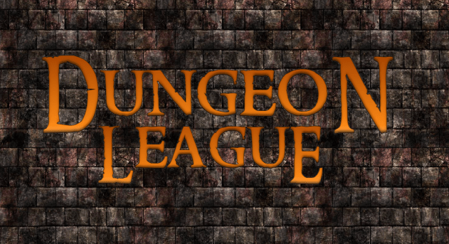 logo dungeon league
