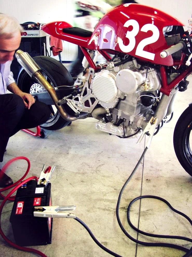 Nembo Super 32 Rovescio Motorcycle :: Silodrome
