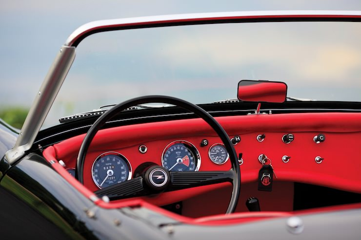 1963 Austin-Healey Sprite Mark II