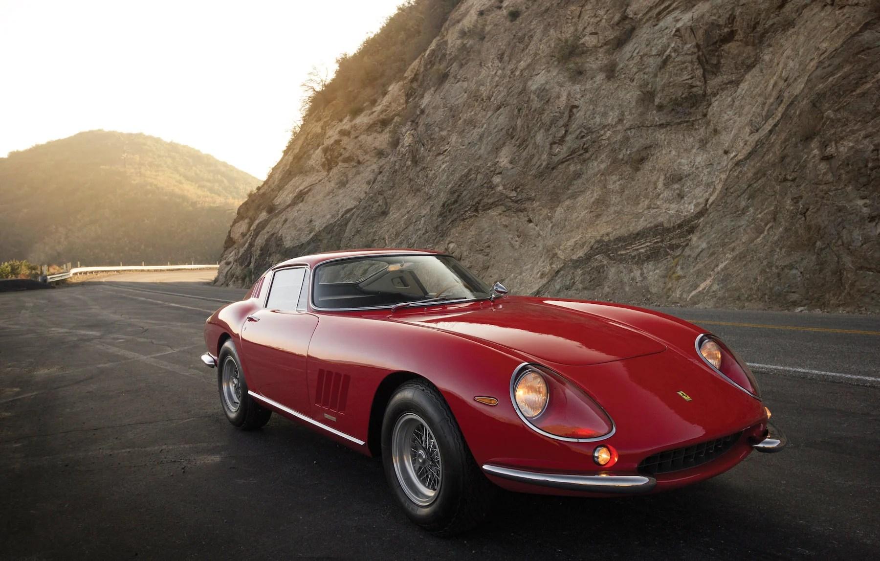 Old Time Car Wallpaper Hd Ferrari 275 Gtb