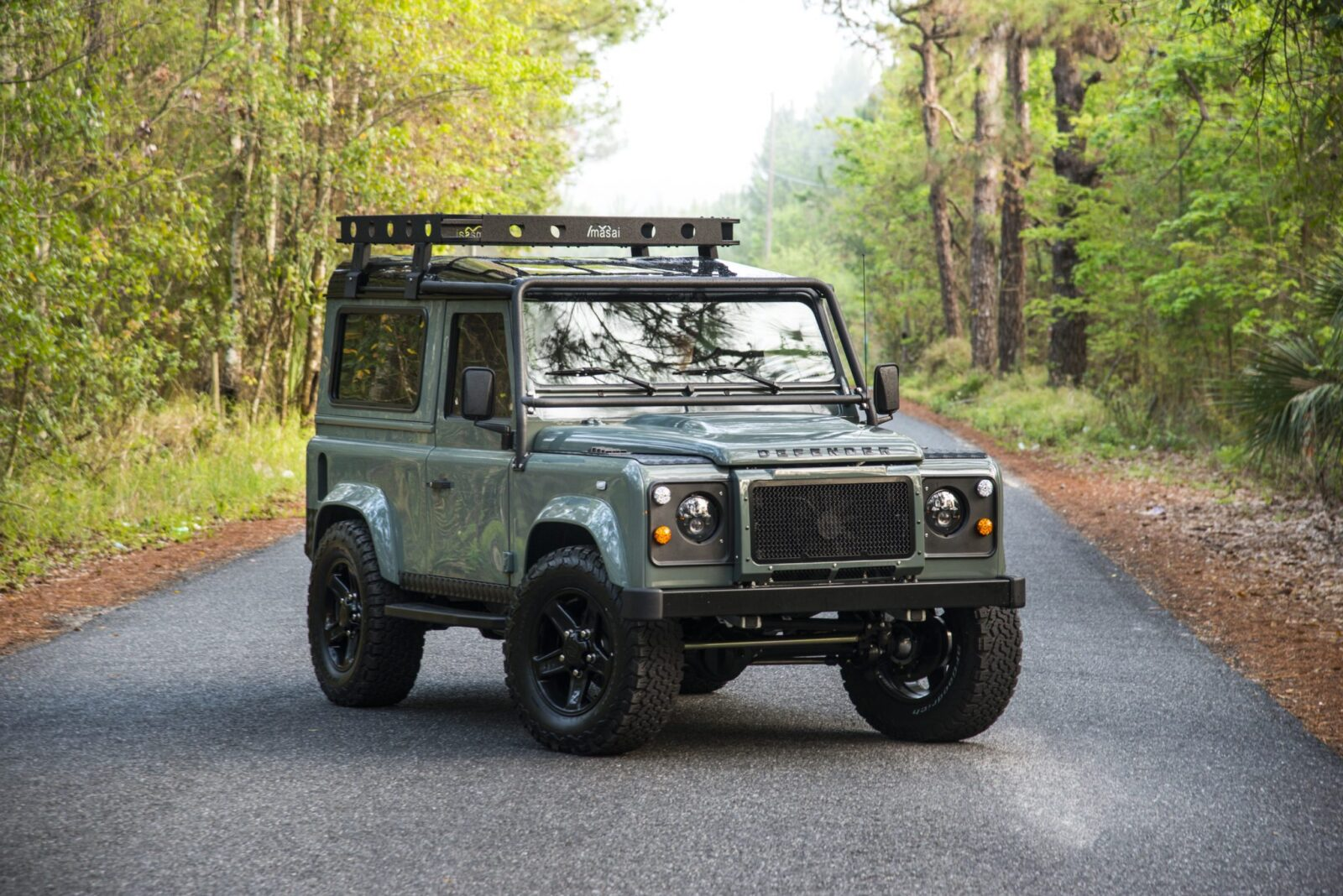 Project 13 Land Rover Defender 90