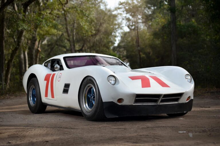 Car Manufacturers With I A Rare American Icon The 500hp 1959 Kellison J 4r V8 Coupe