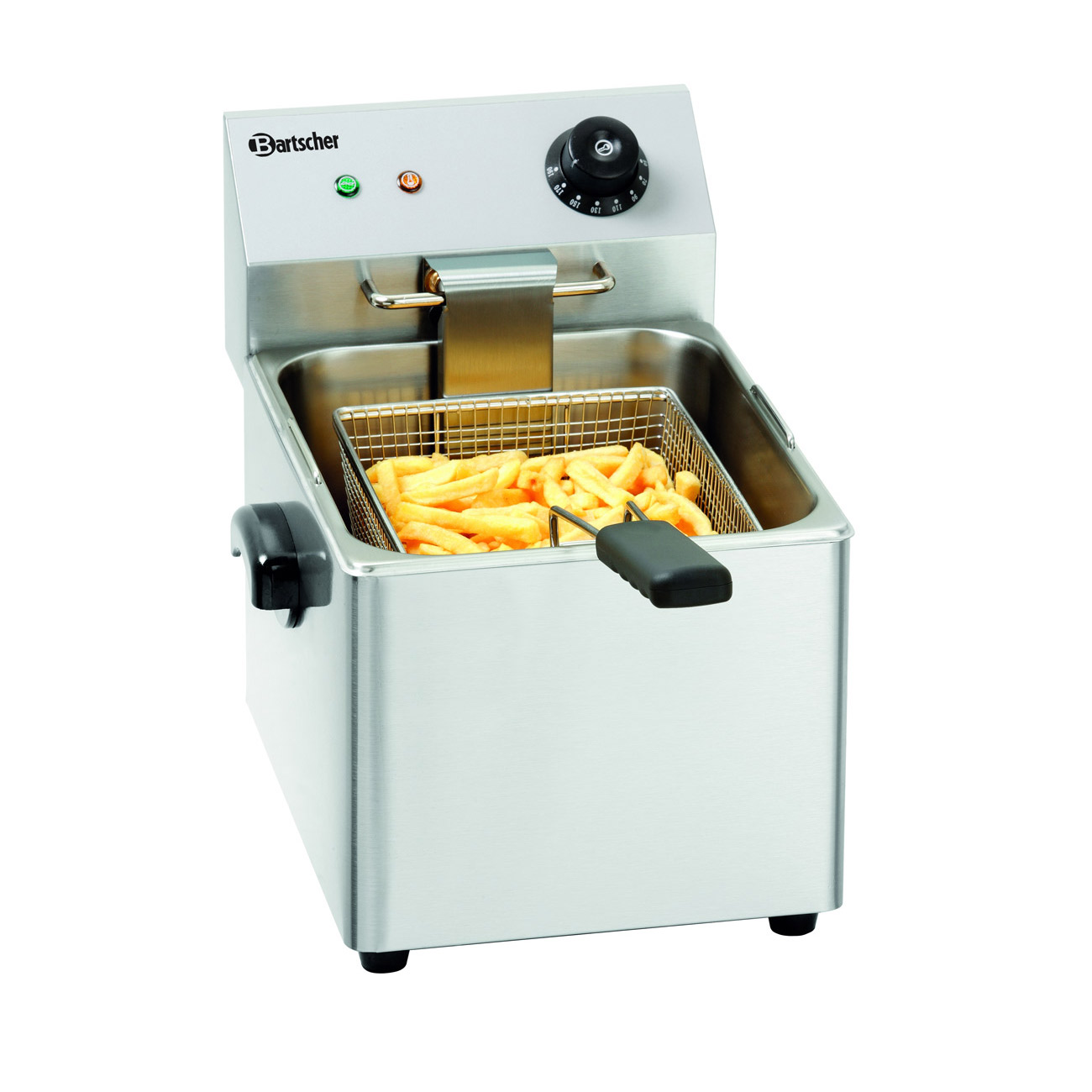 Outdoor Küche Mit Friteuse Bartscher Fritteuse Quotsnack Iii Quot Siltec Gastro Shop