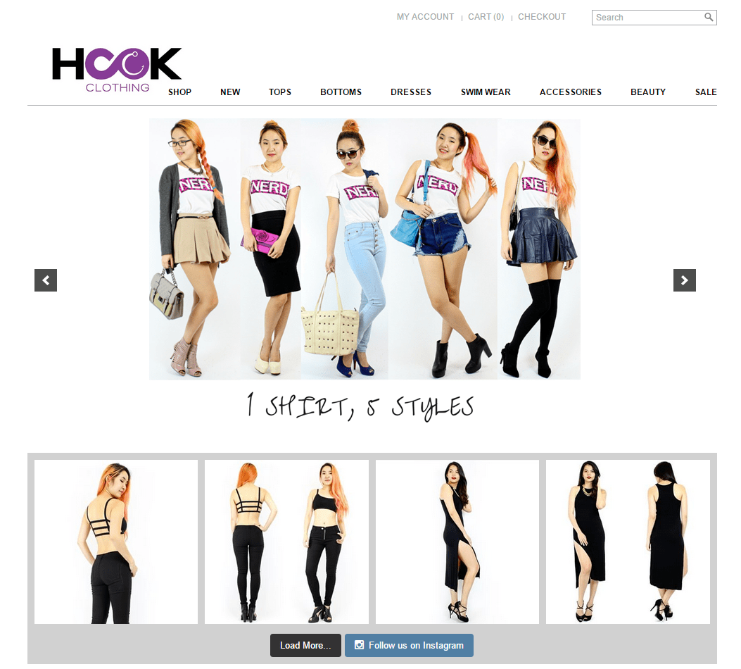 Hook Clothing 5 Shopping Sites To Look For Silvennia