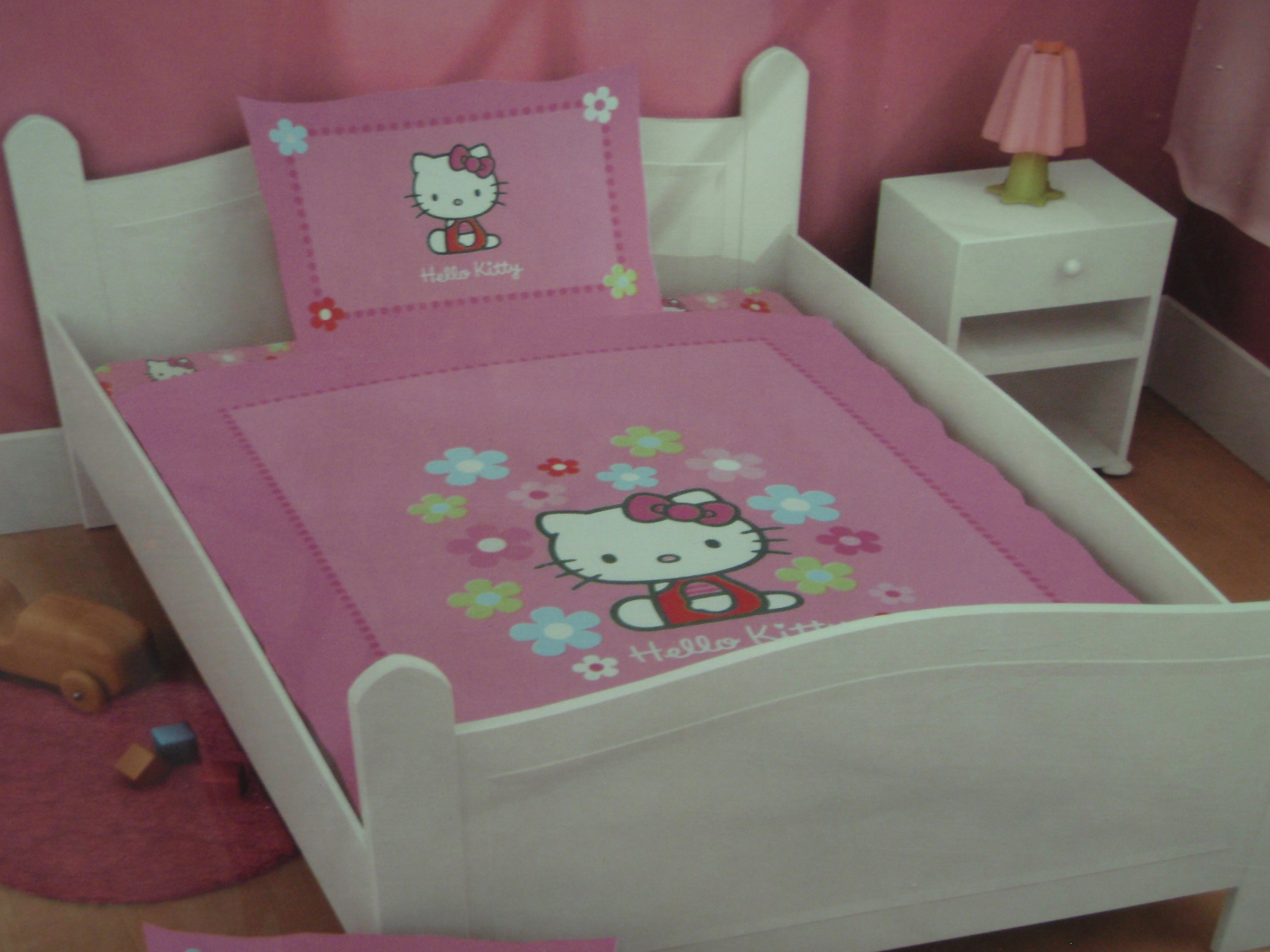 Hello Kitty Bettwäsche HÜbsche Hello Kitty BettwÄsche Quotlunna Quot 100x135cm U