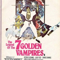 The Legend of the 7 Golden Vampires(1974)