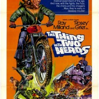 Uncle Jasper reviews: The Thing with Two Heads (1972)