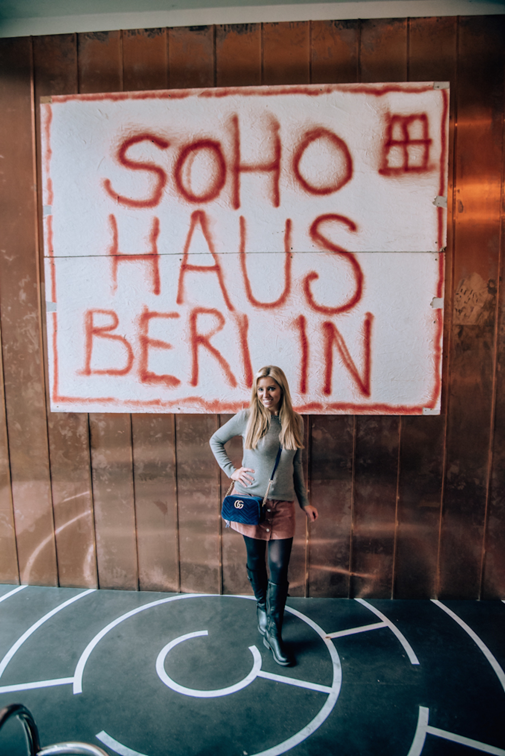 Mini Haus Berlin 48 Hours In Berlin And A Stay At Soho House Berlin Silverspoon