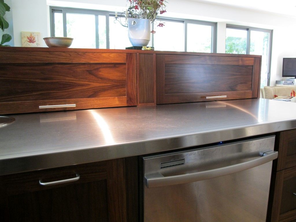 Stainless Steel Countertop Trim Stainless Steel Countertops Marine Edge Counter Top