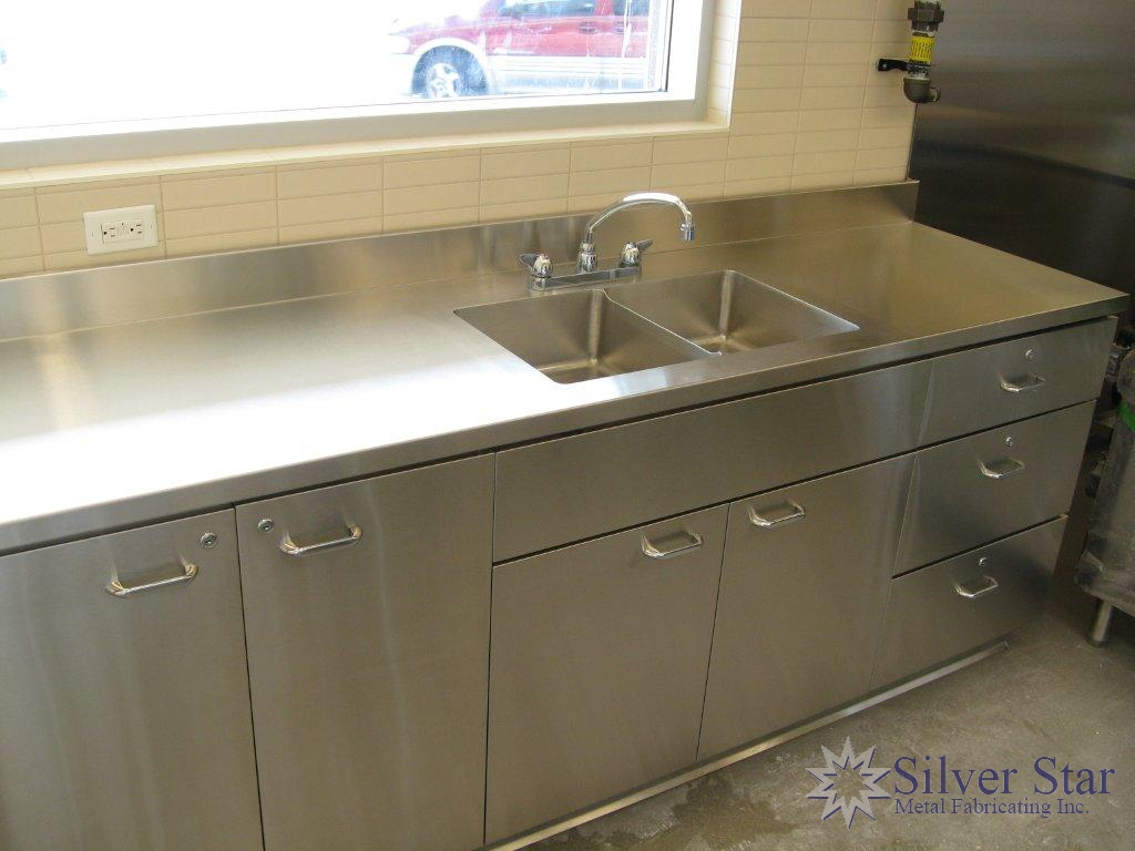 Stainless Steel Cabinets And Countertops Stainless Steel Countertops The Hub Mid Scarborough