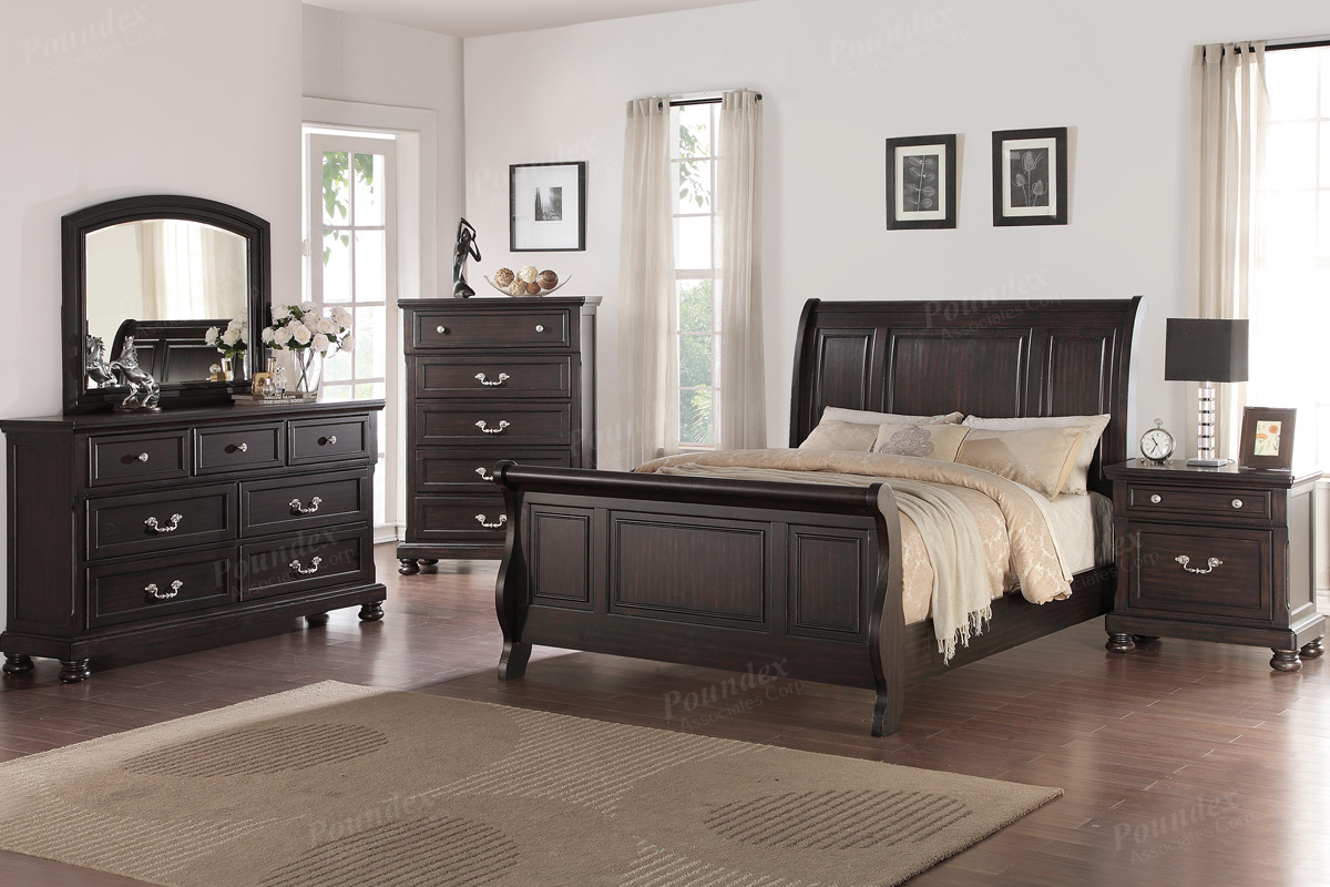 Sofa King Queen Eastern King Cal King Queen Bedroom 9203 9289 2 Colors Silver