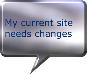 freelance website changes